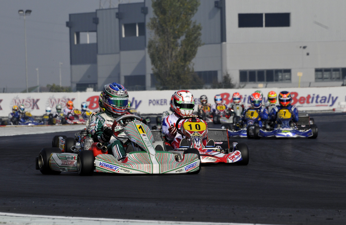 Gelungene Rennpremiere auf dem Adria Raceway
