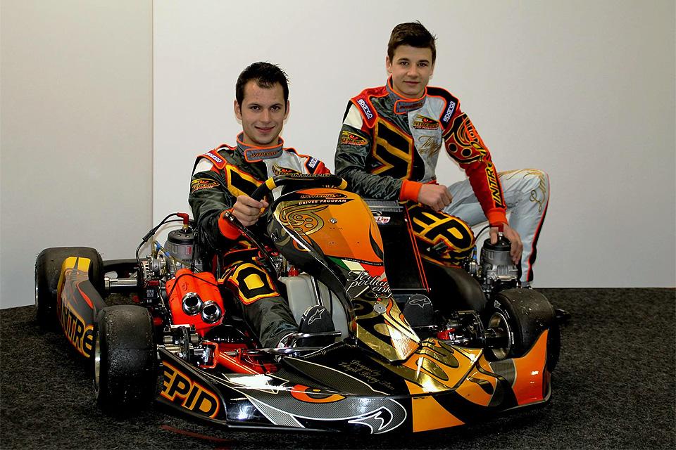 Pex Racing wechselt zu Intrepid