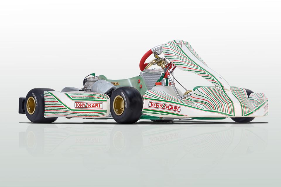 Tony Kart stellt neue Chassis vor
