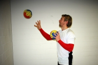 Fit im Advent: Wall-bouncing