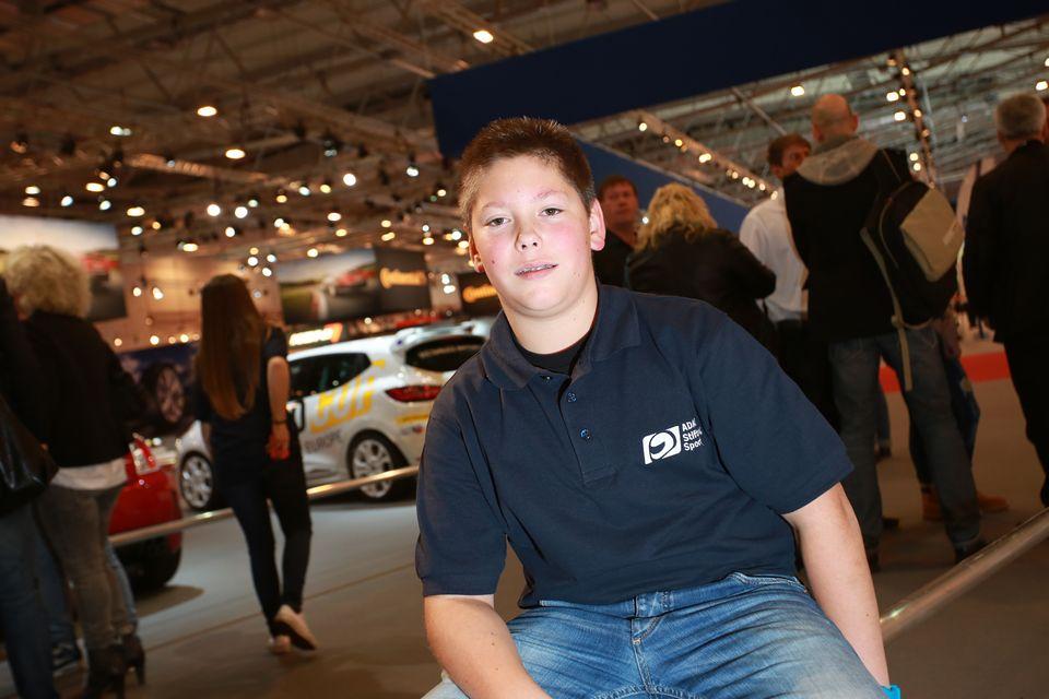 Max Hesse: Zweites Jahr in der ADAC Stiftung Sport