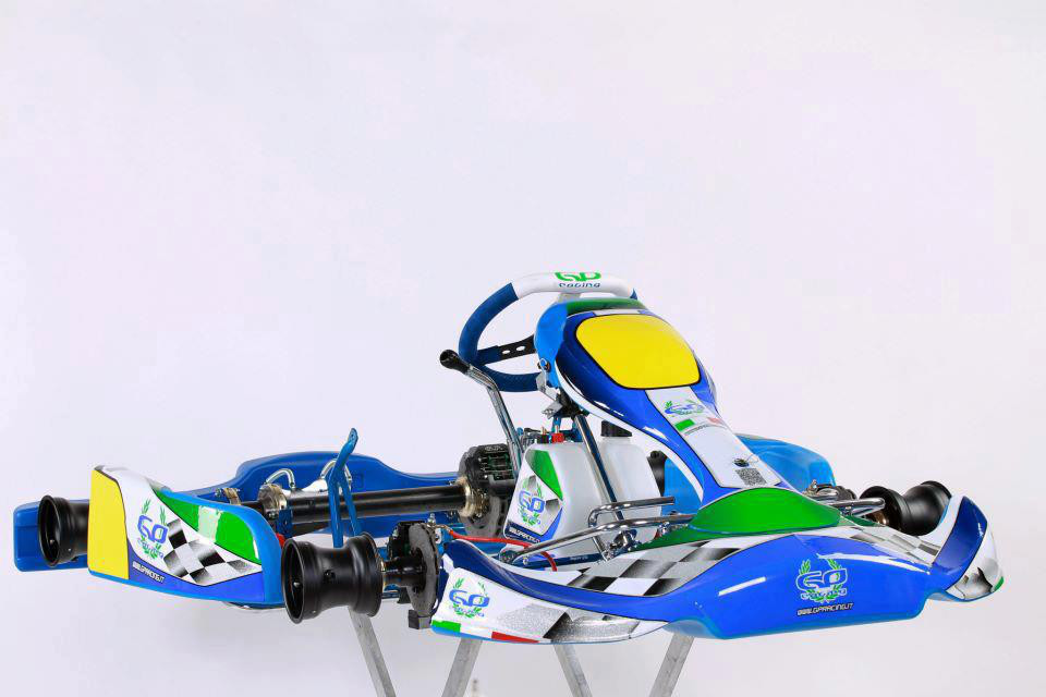 K-Race Tec Motorsport ab sofort G.P. Racing Importeur