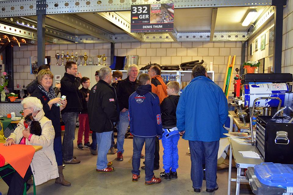 Gelungene Hausmesse bei Kartsport-Klimm
