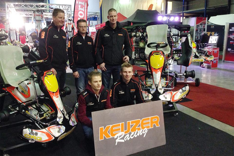 Keijzer Racing startet 2015 mit CRG