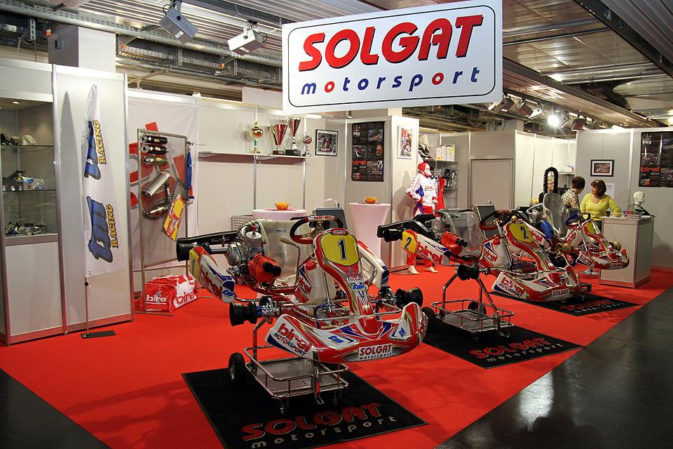 Solgat Motorsport präsentiert in Offenbach neue Chassis