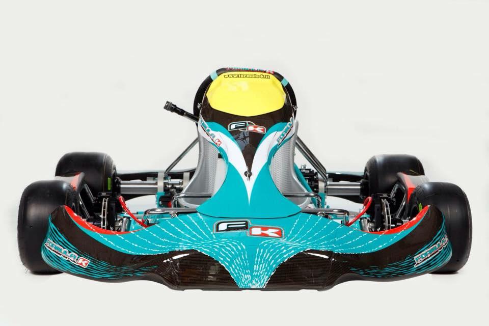 Kahnt Motorsport und Formula K präsentieren sich in Offenbach