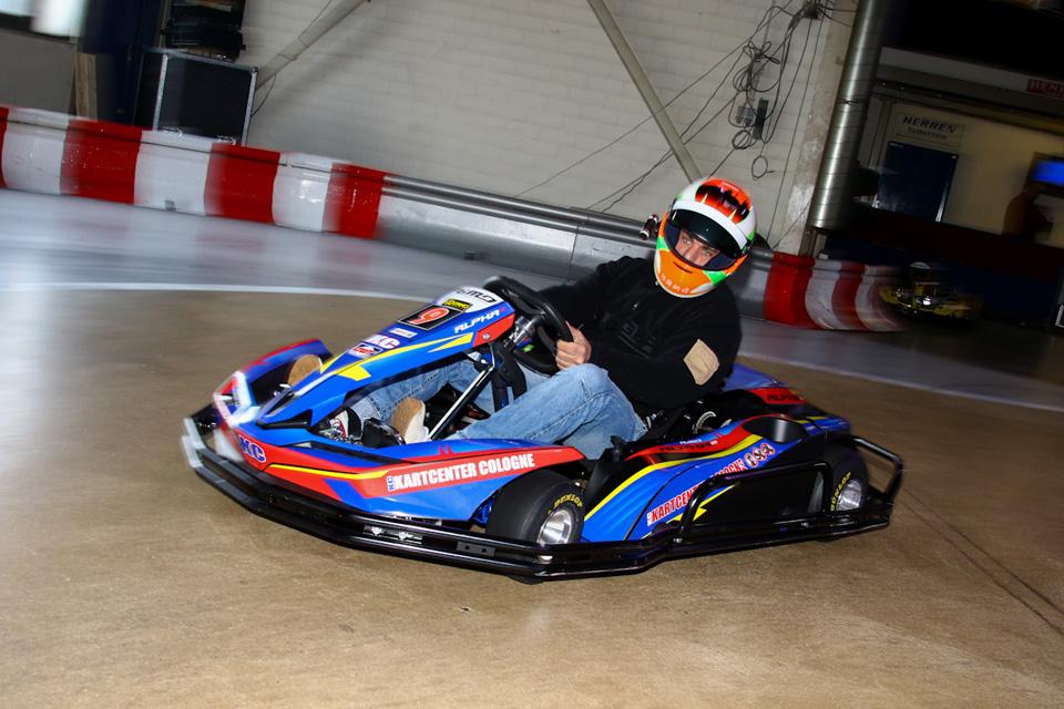 Carsten Spengemann gewinnt VIP-Race im Rahmen der 24h Köln