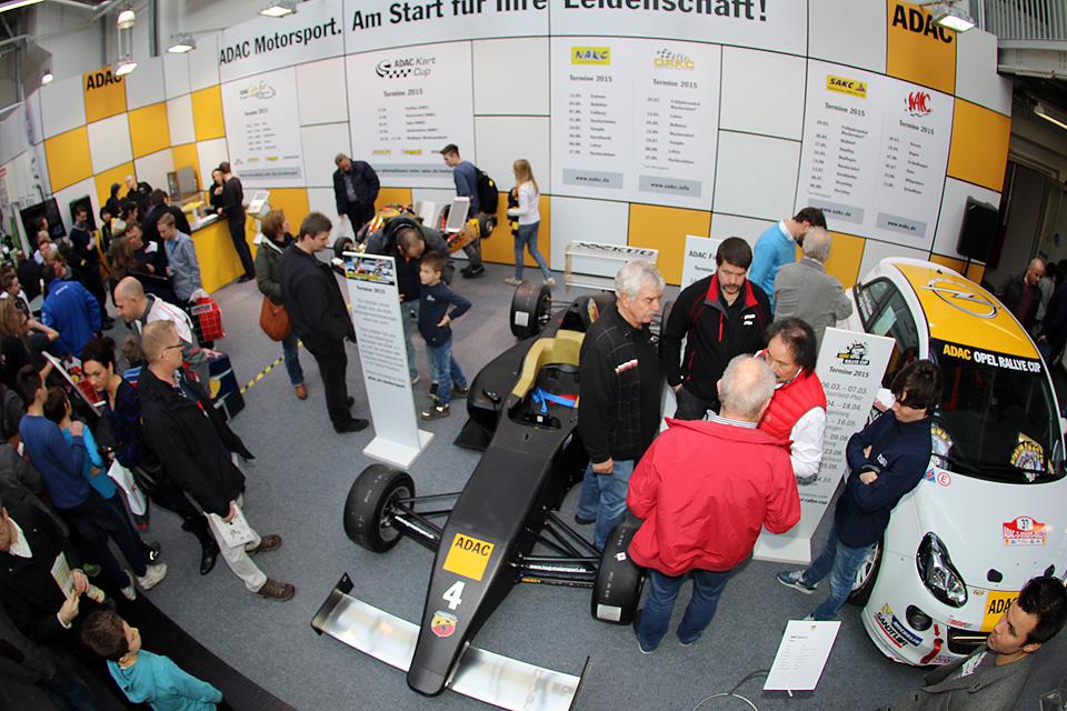 Starkes Teilnehmerinteresse am ADAC Kart Masters