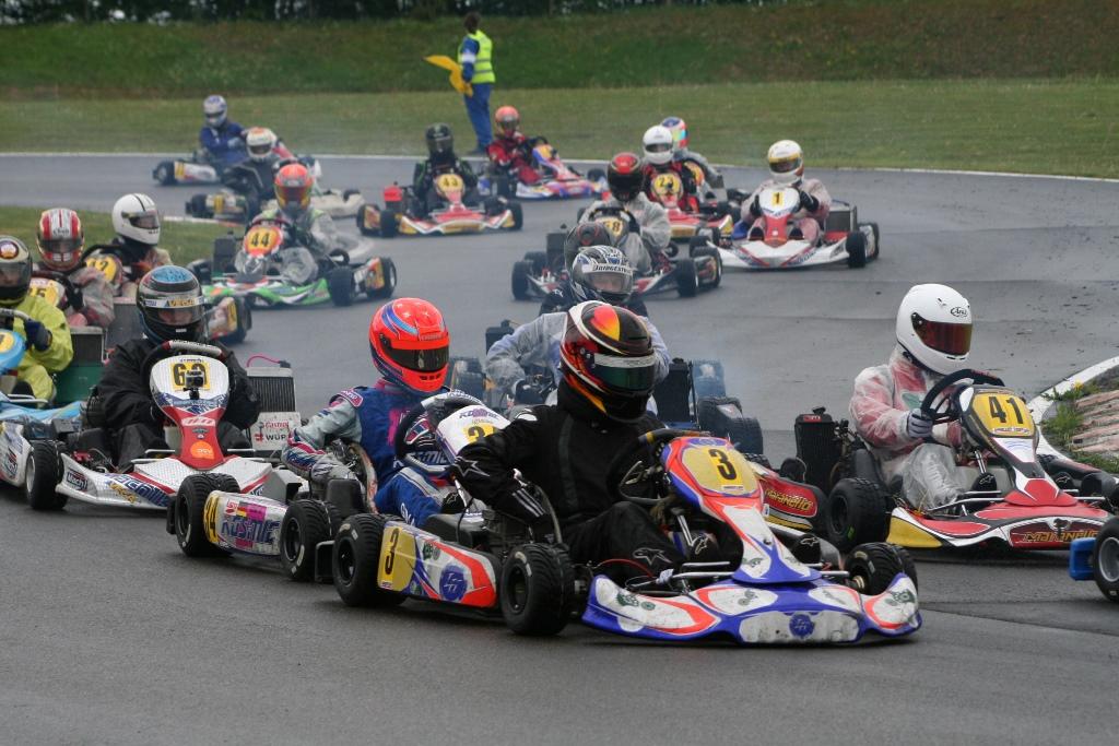 KCT-ADAC-Pokal mit sechs Rennen
