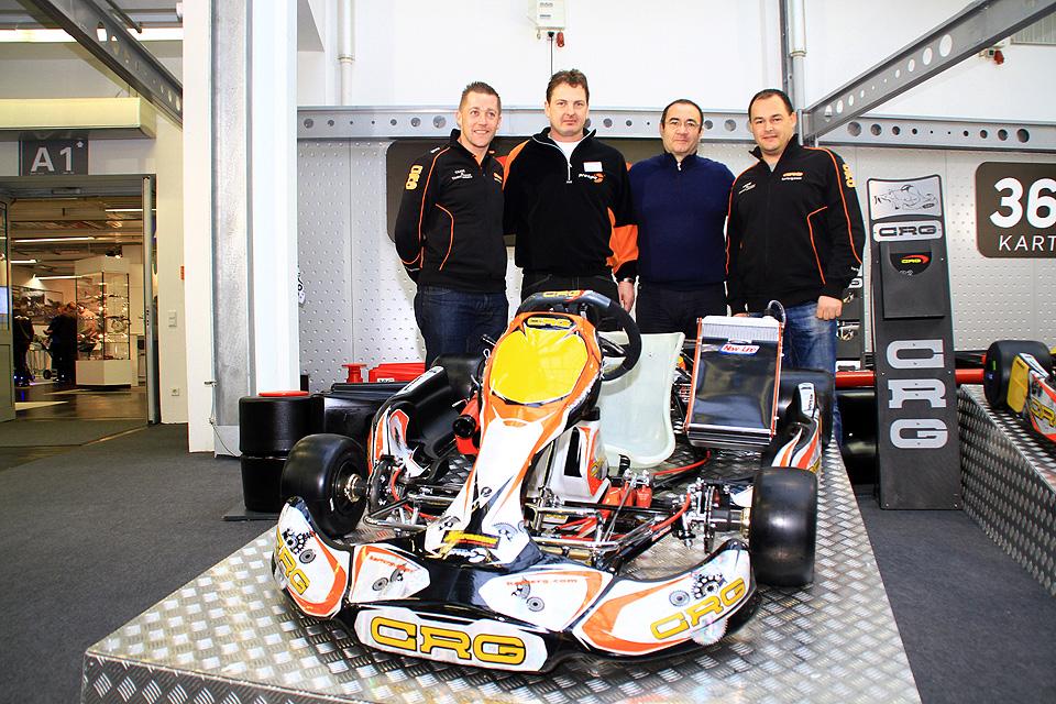 TB Motorsport wird CRG-Händler