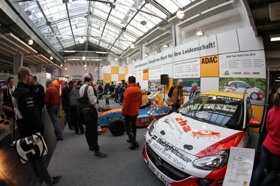 ADAC Motorsport auf der IKA Kart 2000