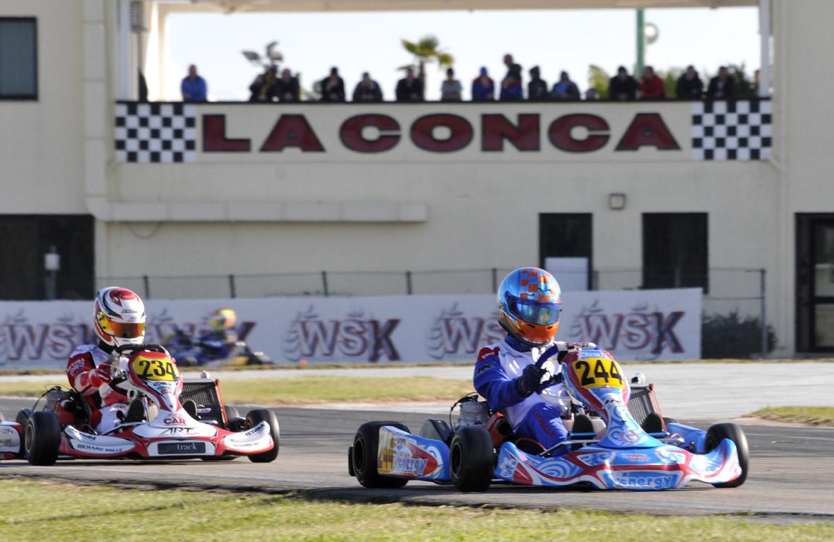 Zehnte WSK-Saison startet in LaConca