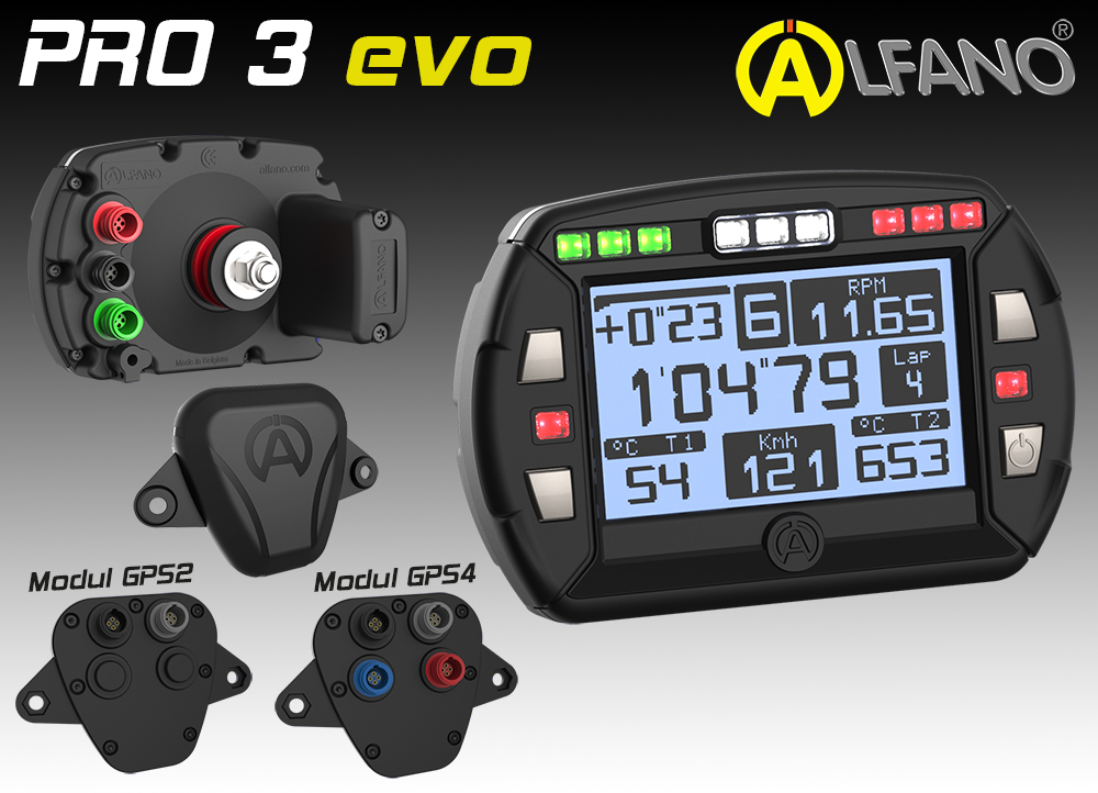 Alfano präsentiert Pro 3 evo