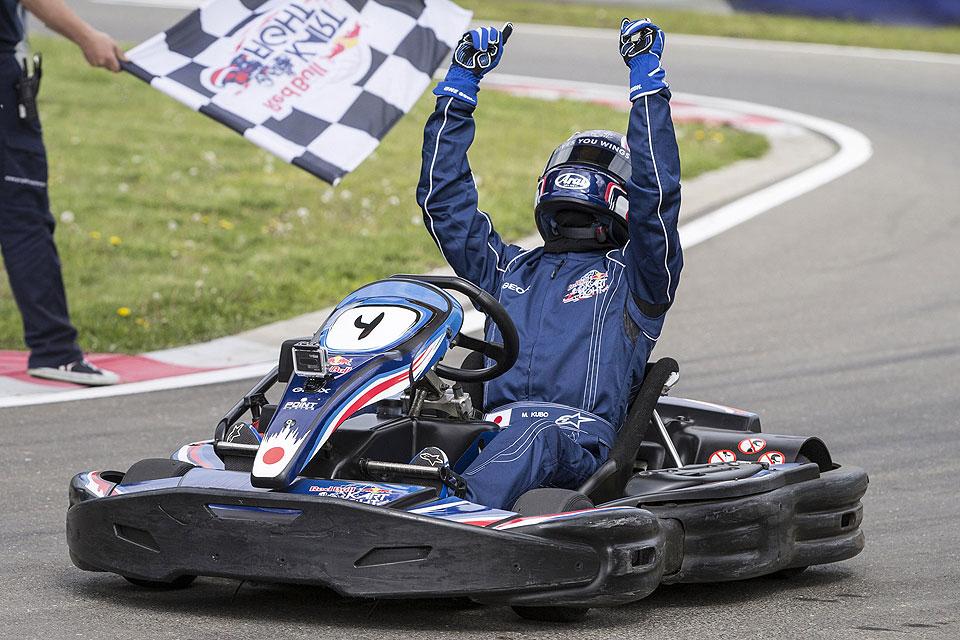 Red Bull Kart Fight sucht neue Kartfahrer