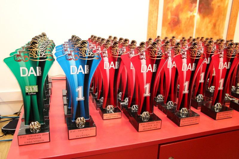 Erfolgreicher Abschluss der DAI-Trophy