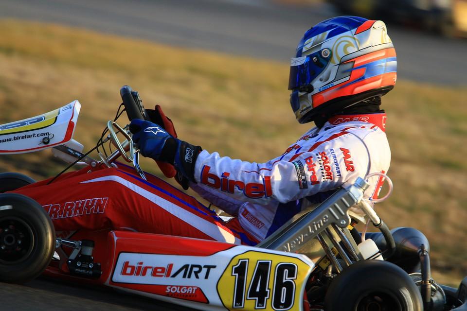 Solgat Motorsport zieht in Winter Cup Finale ein