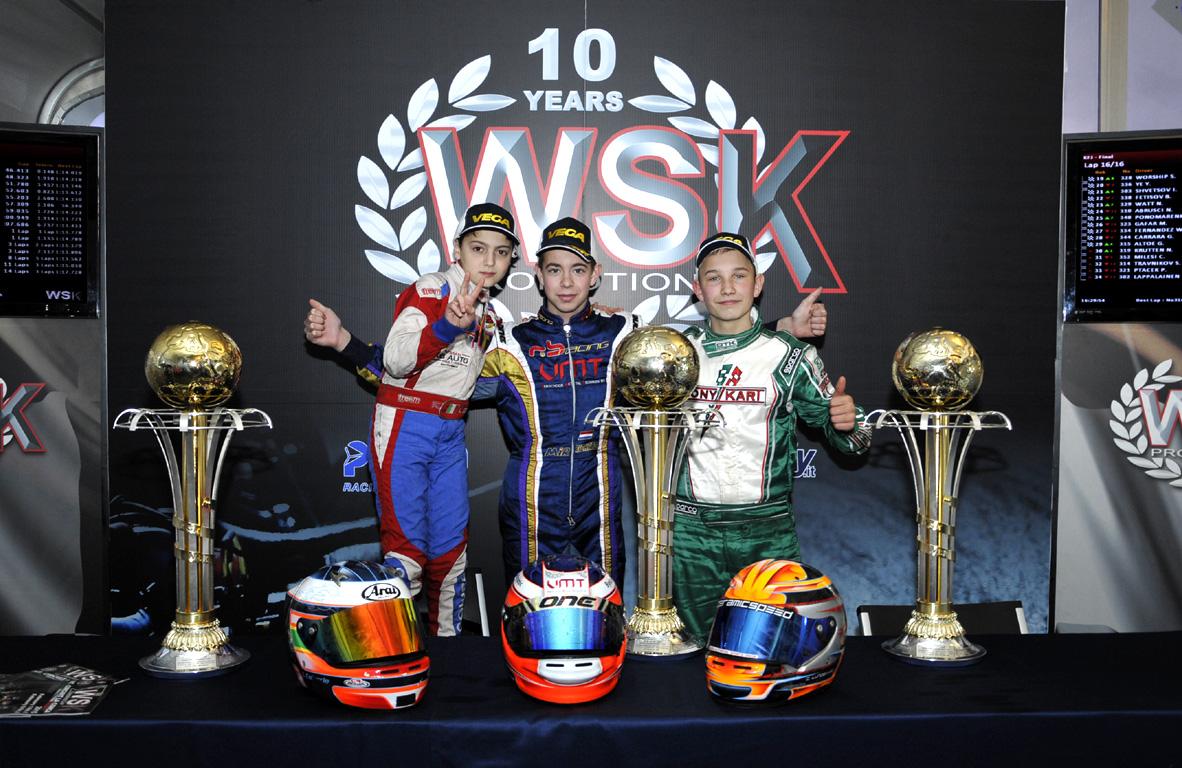 WSK Champions Cup die Zweite