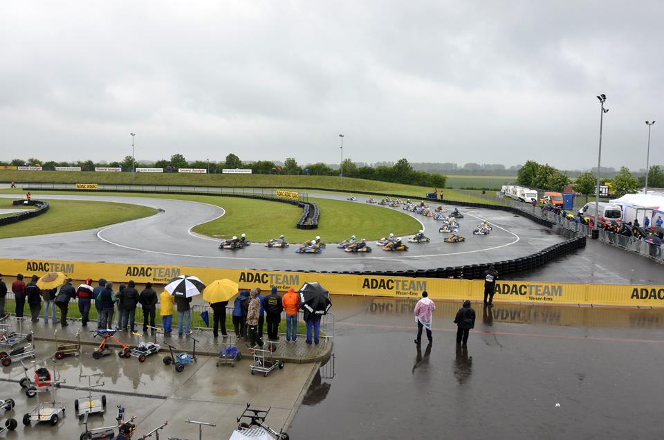 Arena-Kart-Camp in Oschersleben