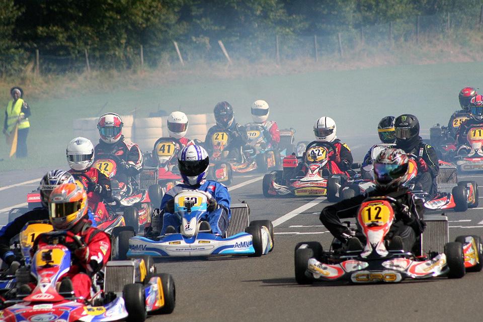 DSW Kart Cup 2015 Vorbereitungen abgeschlossen