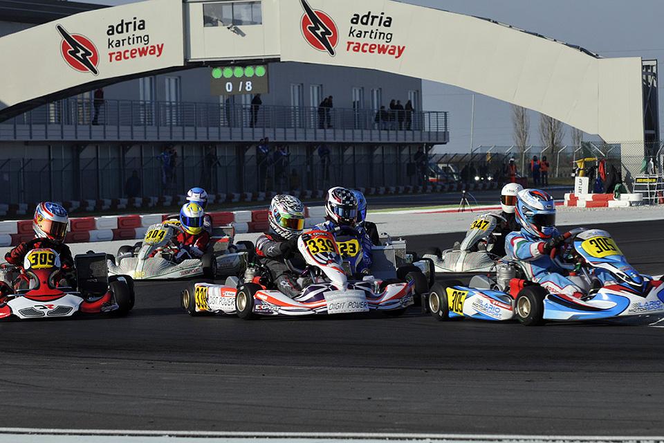 WSK Super Masters Series startet in Adria