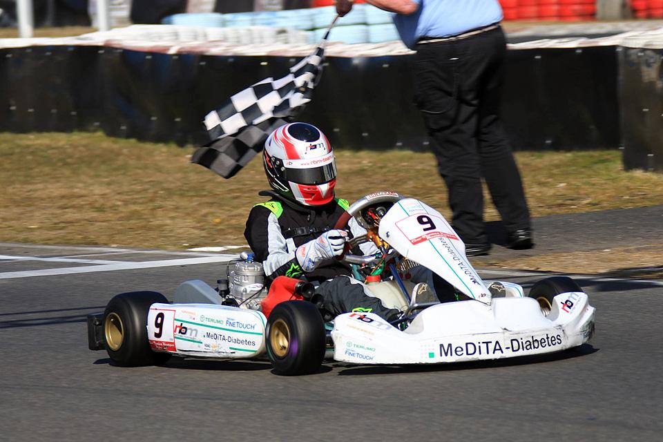 Top-Ten für RBM Racing Team beim Winterpokal