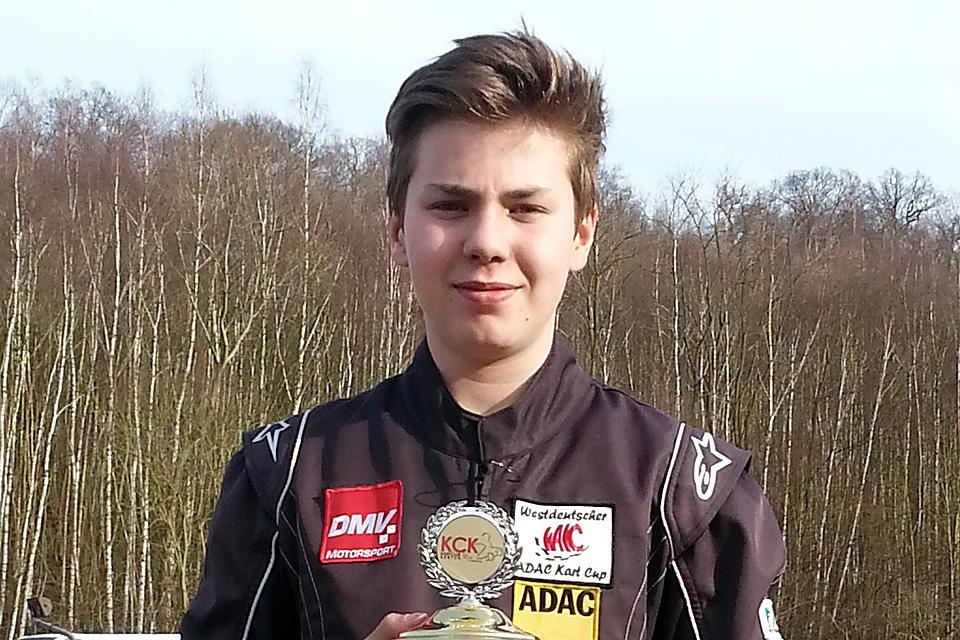 Zweiter Platz für Jan Hendrik Heimbach