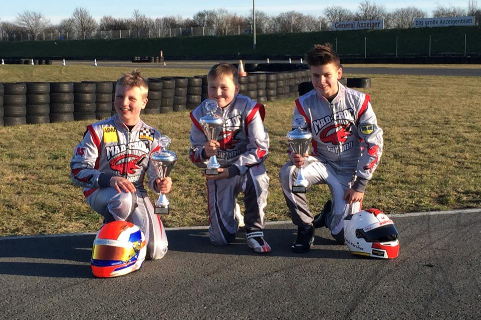 Winterpokal-Doppelsieg für RS Motorsport