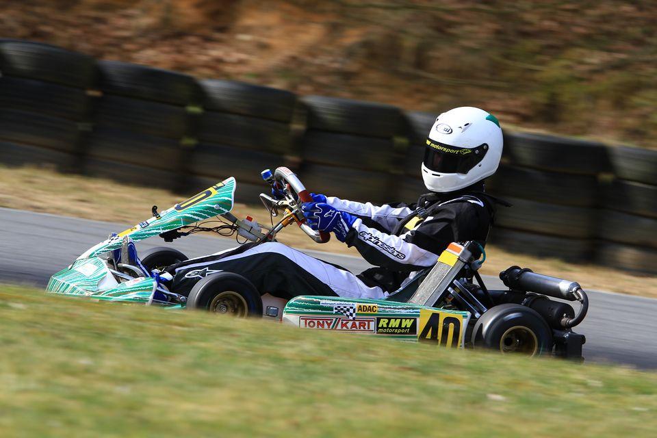 RMW Motorsport: KZ2-Sieg beim Winterpokal