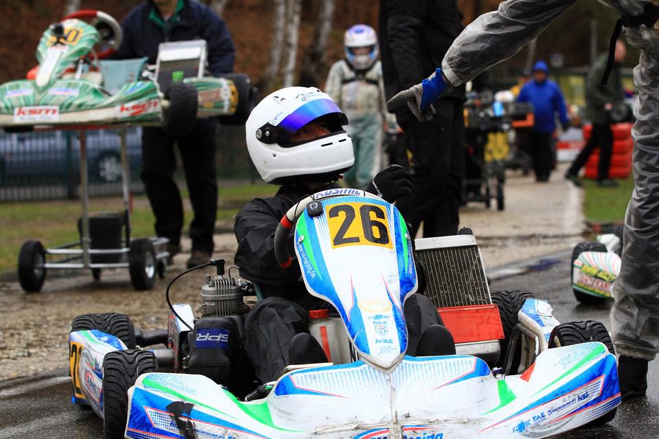 WAKC-Sieg für CV Racing in Kerpen
