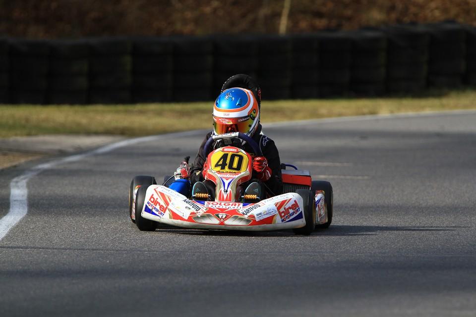 Winterpokalsieg für Solgat Motorsport
