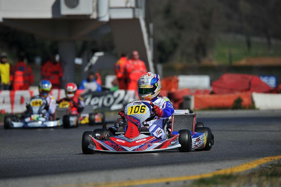 Mach1 Motorsport: Starker Saisonauftakt in Lonato