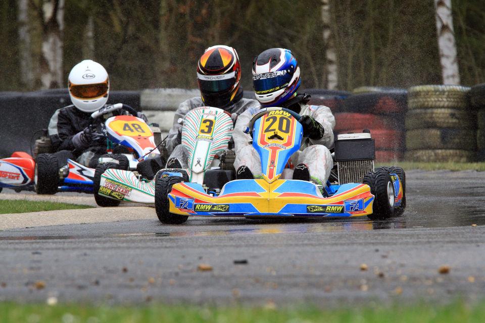 RMW Motorsport mit Großaufgebot in Kerpen