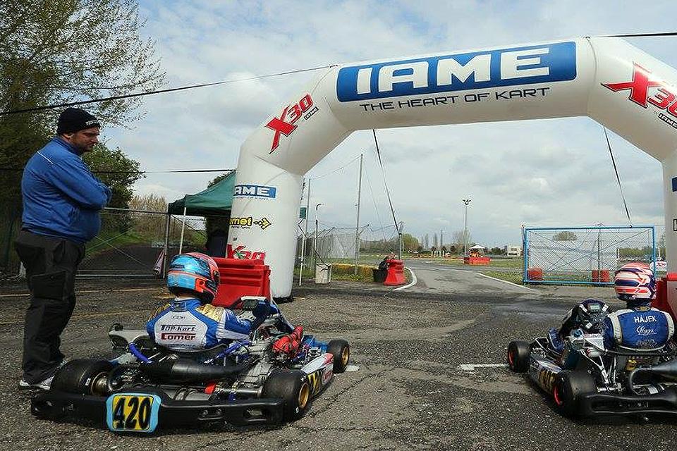 Franzosen und Belgier gewinnen X30 Challenge Europa
