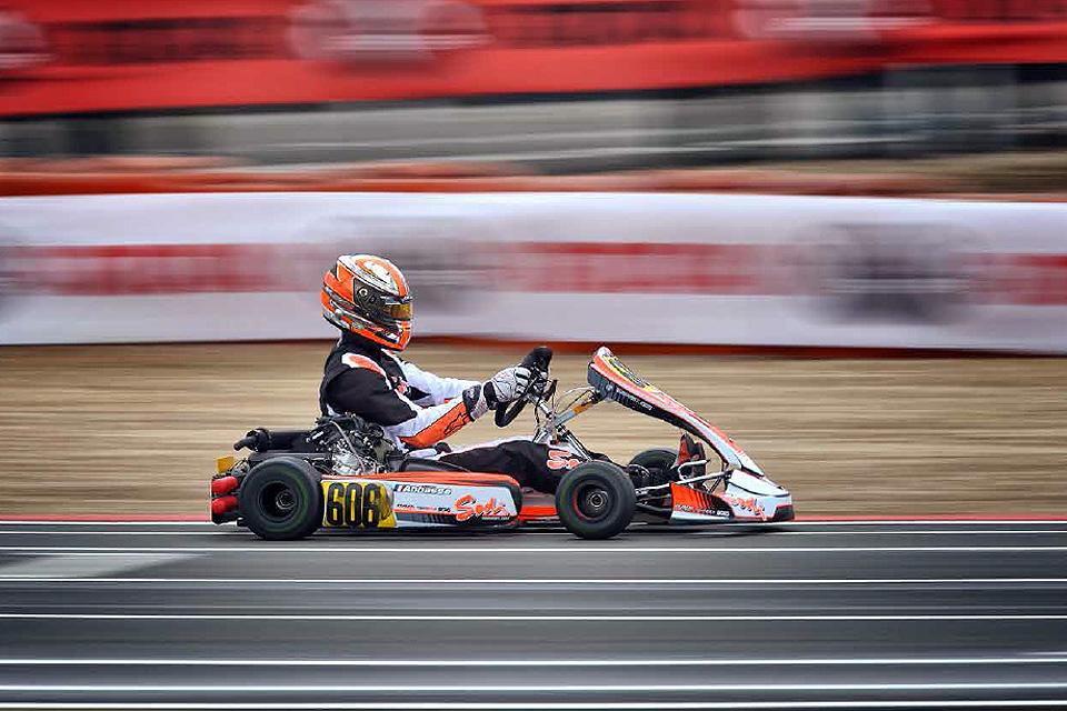 Sodi Kart: Starke Performance in Rotax und X30-Klassen