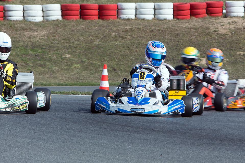 IM-Racing startet in Embsen mit NAKC-Dreifachsieg