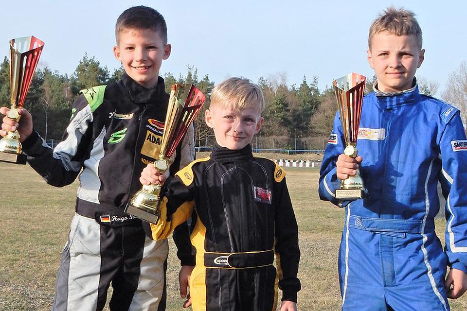 Erfolgreicher Einstig für Meier-Motorsport in die OAKC Saison