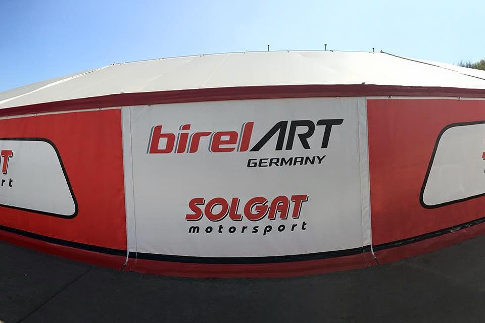 Bambini-Doppelerfolg für Solgat Motorsport