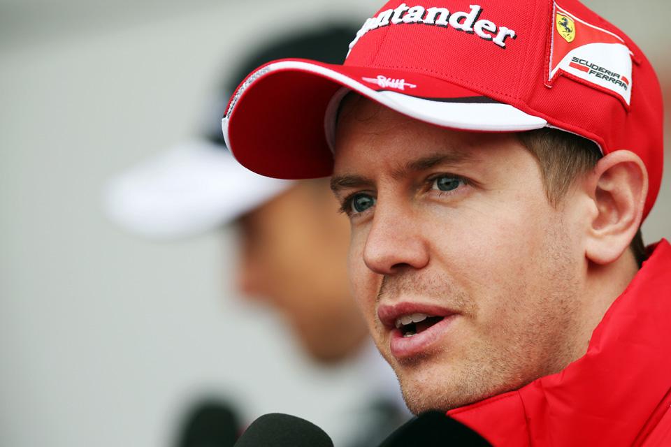 Sebastian Vettel wird neuer DKM Schirmherr