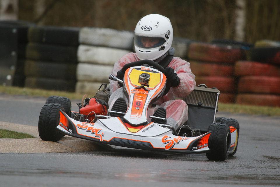 Drei Tagessiege für Beule-Kart Racing beim Saisonstart