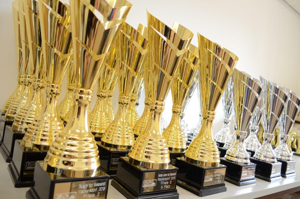 Mauritz Pokale ist für die DKM gerüstet