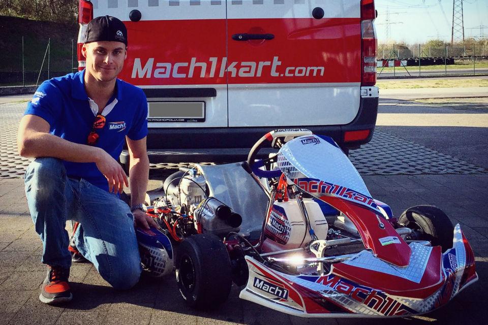 Thomas Neumann wird Mach1-Werksfahrer