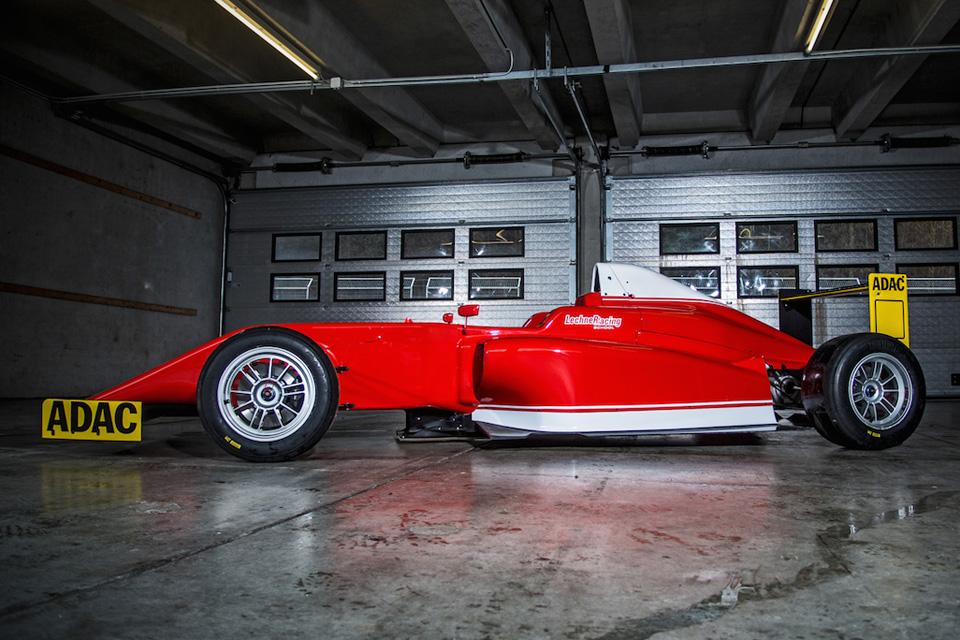 RL-Competition: Robin Landgraf bestätigt Formel 4 Kooperation mit Lechner Racing