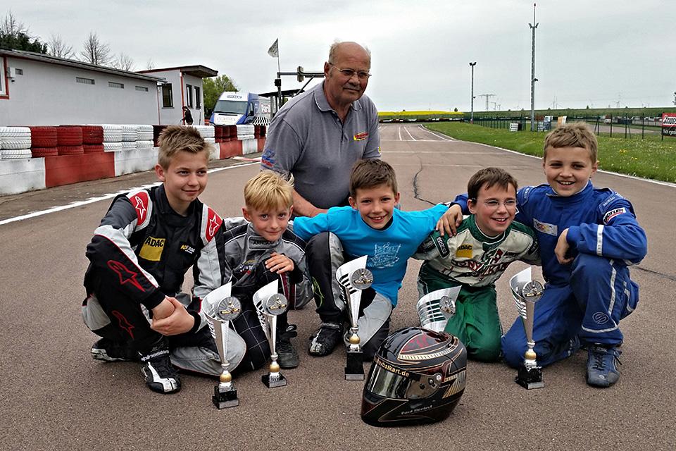 Meier-Motorsport erfolgreich beim NOAKC in Belleben