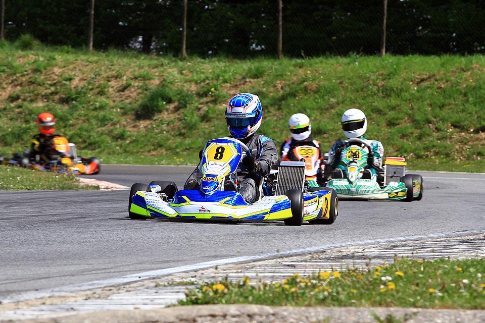 im-racing in Hahn pfeilschnell