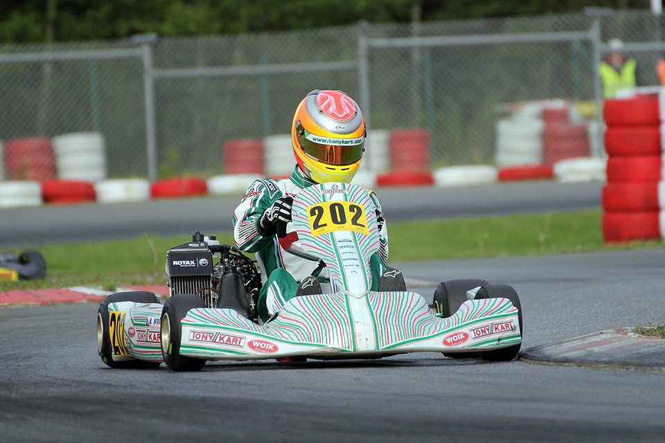Woik Motorsport fährt in die Top-Ten