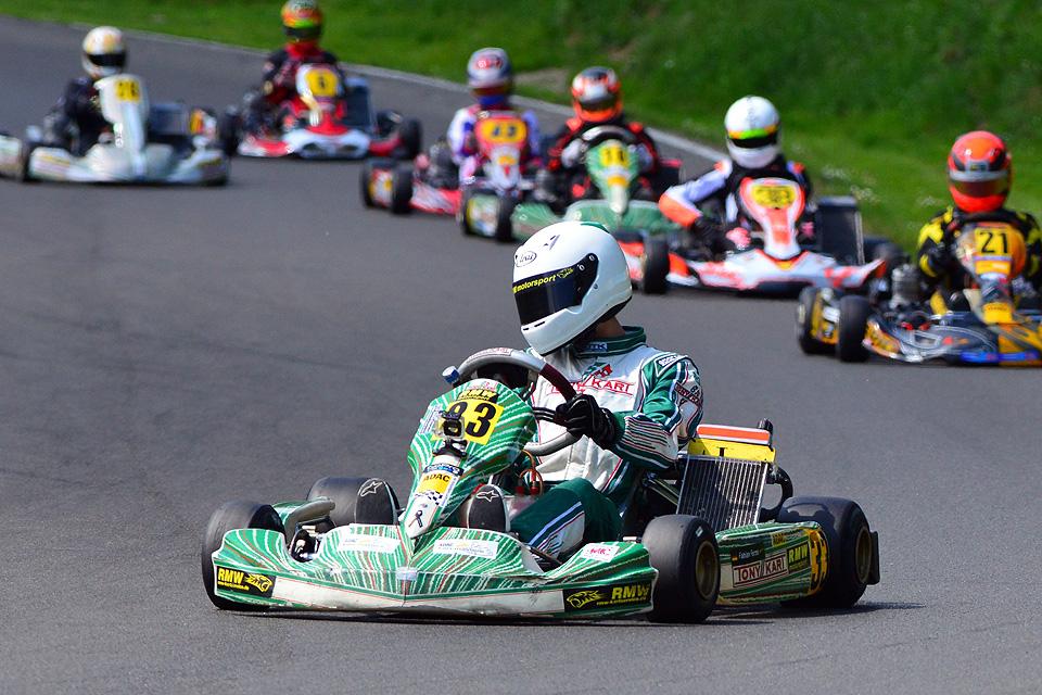 RMW Motorsport holt KZ2-Podium