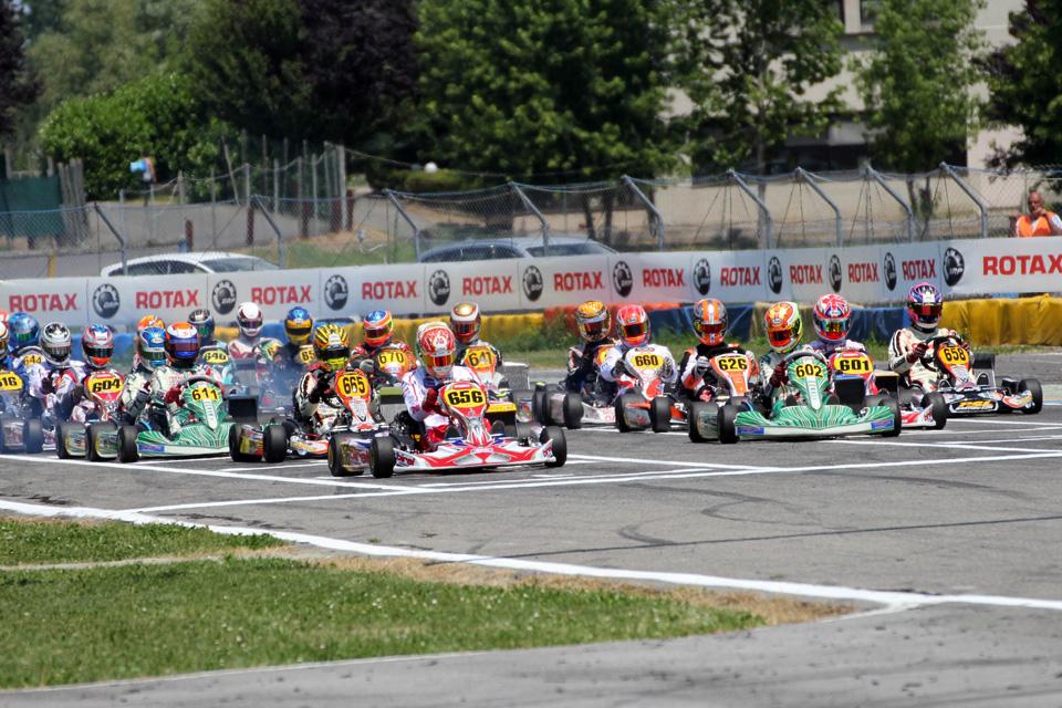 Italien erwartet die ROTAX MAX Euro Challenge
