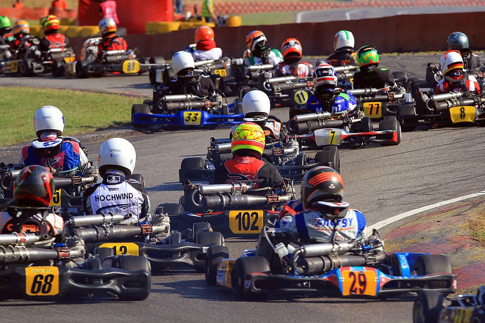 ADAC Kart Masters geht in die zweite Runde