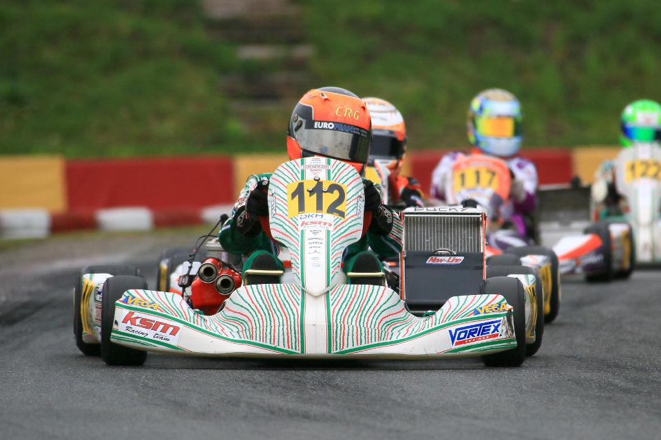 DKM Wackersdorf: KSM Racing Team fährt in die Top-Drei