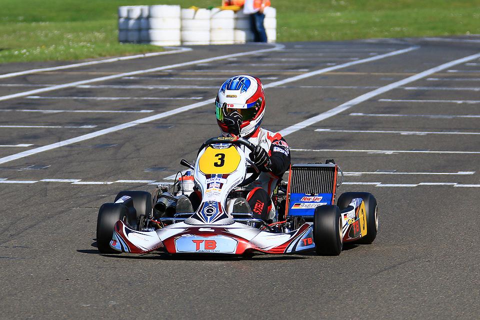 Glanzvolles Wochenende für TB Motorsport